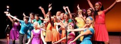 """Ages 5/6 """"Intro to Musical Theatre"""" Classes Saturdays 12:15pm - 1:00pm with Darcy - spots available!"""