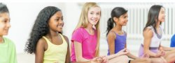 Kids Yoga Camp: Ages 8-12