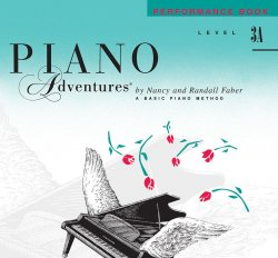 Piano Adventures Level 3A Performance