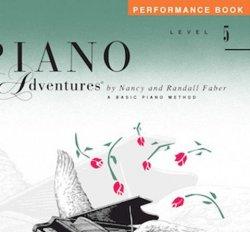 Piano Adventures Level 5 - Performance