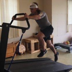 Trial High Performance Treadmill