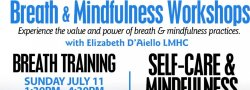 ZOOM Self-Care & Mindfulness Practices with Elizabeth