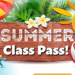July ONLY - Class Pass