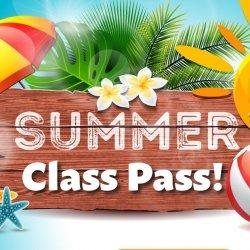 Full Summer! - Class Pass