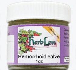 Hemorrhoid Salve 1oz