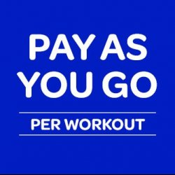 Pay As You Go (Per Workout) Package