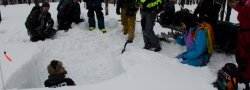 DRIVEN SCHOOL ~ All Inclusive ~ AIARE 2 Avalanche Certificate Course