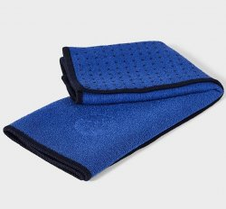 Surf Blue-  Yogitoes 2.0 Skidless Hand Towel