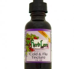 Cold & Flu Tincture, 1oz