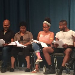 First-to-See Staged Reading
