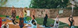 Restorative Yoga Sound Bath - Gorey Castle