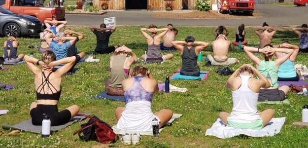 Yoga Studio in Glastonbury, CT