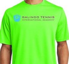 NEW UV T-shirt green