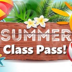 August  ONLY - Class Pass