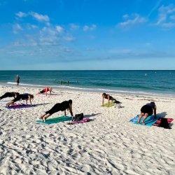 Beach Yogilates