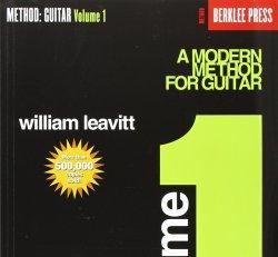 Leavitt Modern Method for Guitar Volume 1