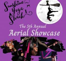 Sunshine 5th Annual Aerial Showcase 2021 - MONSTER MASH  (Child Ticket)