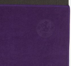 Manduka eQua Hand Towel (Magic (Purple))