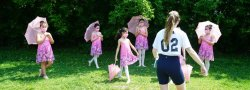 Youth Ballet in the Park