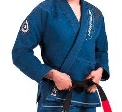 Hayabusa Warrior Gold Weave Jiu Jitsu Gi (BLUE)