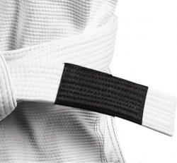 Hayabusa Jiu Jitsu Belt - WHITE