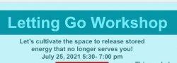 Letting Go Workshop