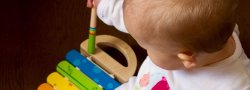 """Baby """"Littlest Beats"""" Classes Saturdays 10:40am - 11:10am with Darcy - spots available!"""