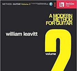 Leavitt Modern Method for Guitar Volume 2