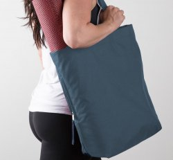 Water-Resistant Mat Carry Tote
