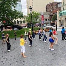 Unlimited Park Classes Salsa + Bachata Cours dans le Parc
