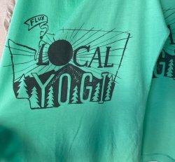 Tank - Womens - Local Yogi (Mint Green)