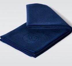 Manduka eQua Hand Towel (Midnight (Blue))