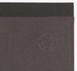 Manduka eQua Hand Towel (Thunder (Grey))