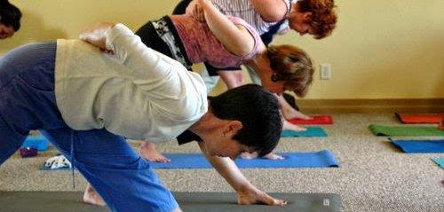 Yoga Studio in Midlothian, TX