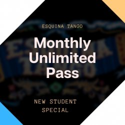 New Student Special Unlimited Monthly