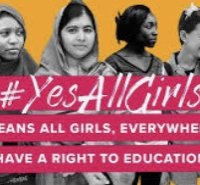 Donate to the Malala Fund for Girls' Education