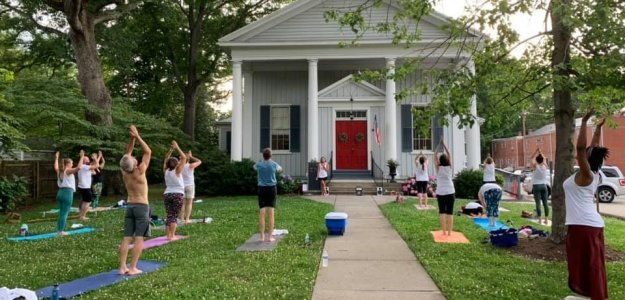Yoga Studio in Ashland, VA