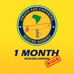 Youth Capoeira - Month of Full Access
