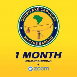 Adult Capoeira - Month of Full Access