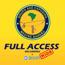 Full Access - Youth Monthly Recurring Membership