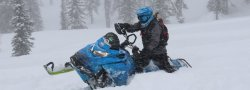 DRIVEN SCHOOL ~ All Inclusive ~ 3 1/2 Day Riding School with Avalanche Awareness