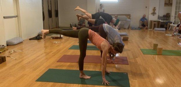 Yoga Studio in Dallas, TX