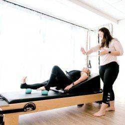 Private Pilates Session - 50mins
