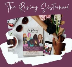 Rising Sisterhood Book - Signed by Author