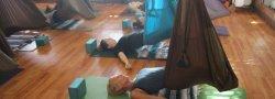 Restorative Aerial and Yoga Nidra