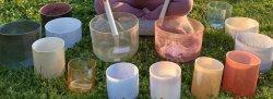 Relaxing Crystal Alchemy Sound Bath Meditation