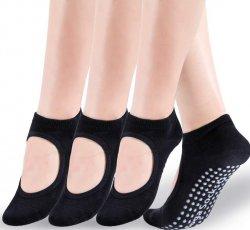 Pilates/Yoga Socks