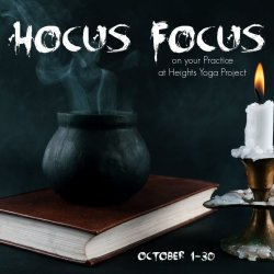 Hocus Focus--Unlimited October