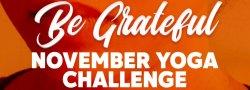 Be Grateful 21 Day  November Challenge