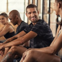GROUP PERSONAL TRAINING 8 PACK